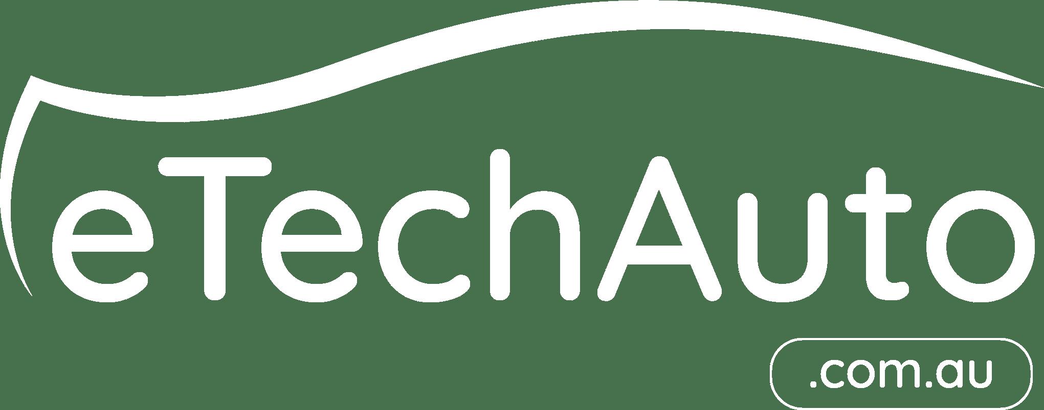 eTech Auto Logo